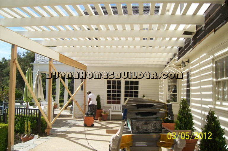 Agoura Hills Awning Wood Patio Covers Repairs Contractors