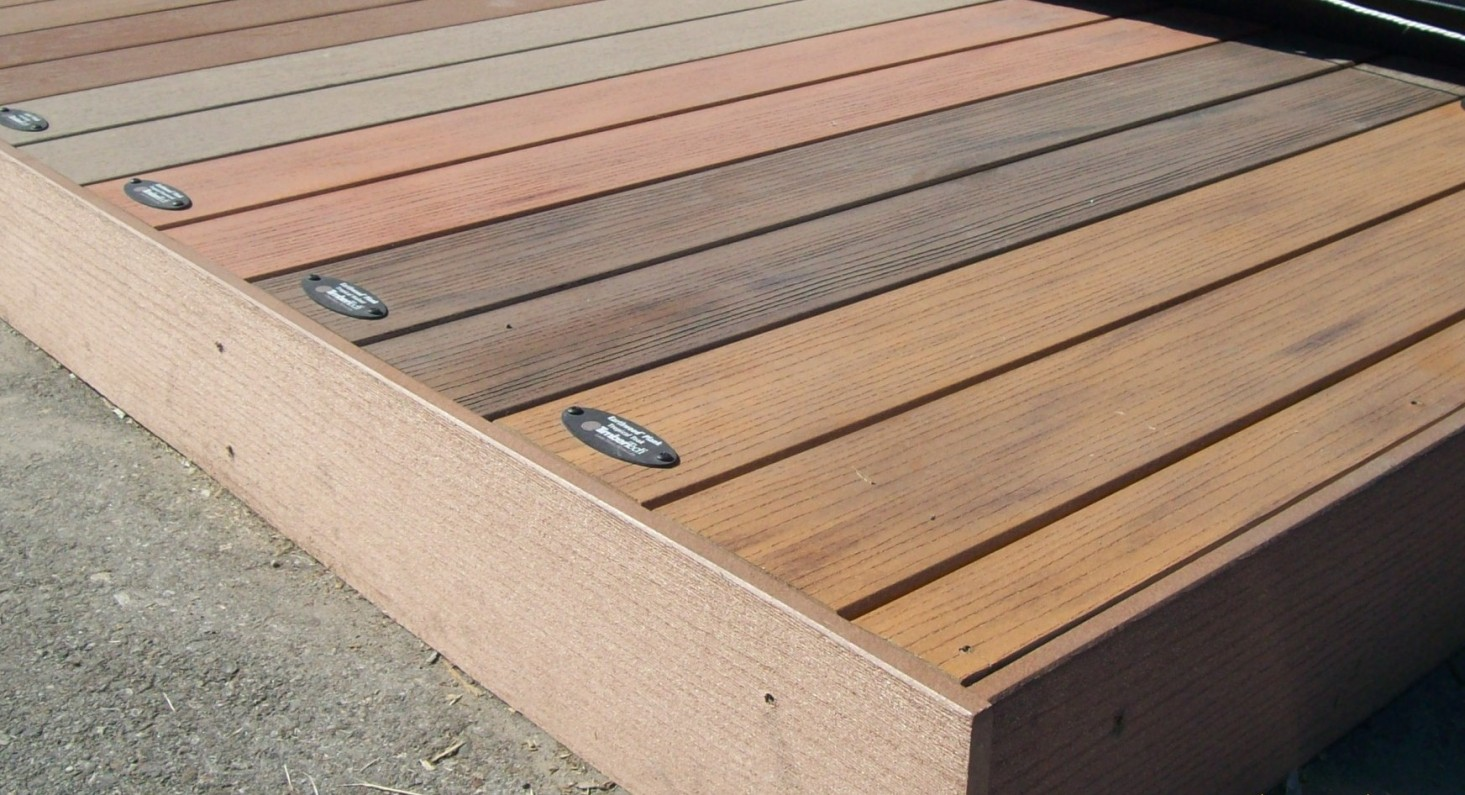 Decks and patios pictures decks photos deck images for Decking material options