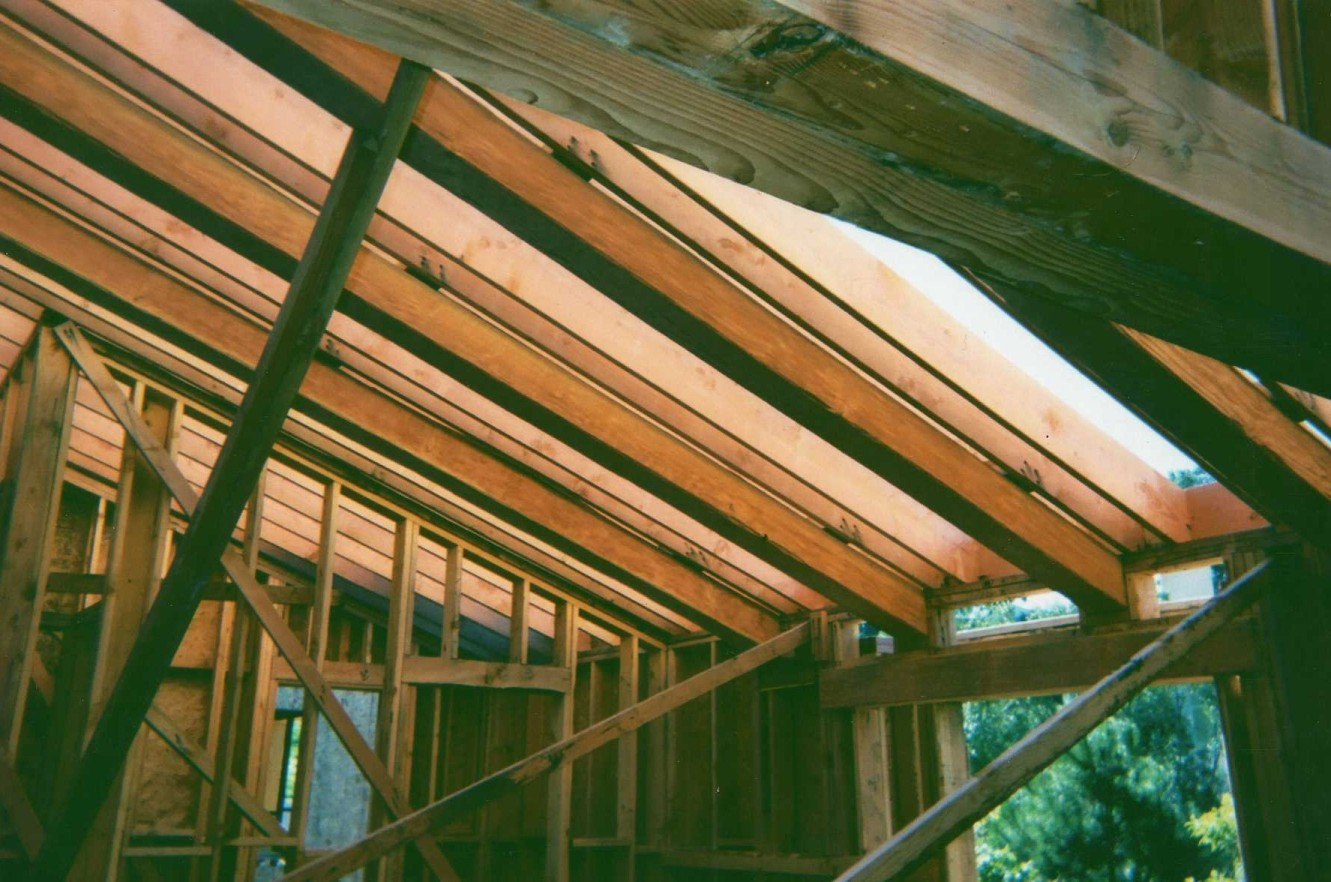 Roof Framing Metal Framing House Framing Stud And Roof