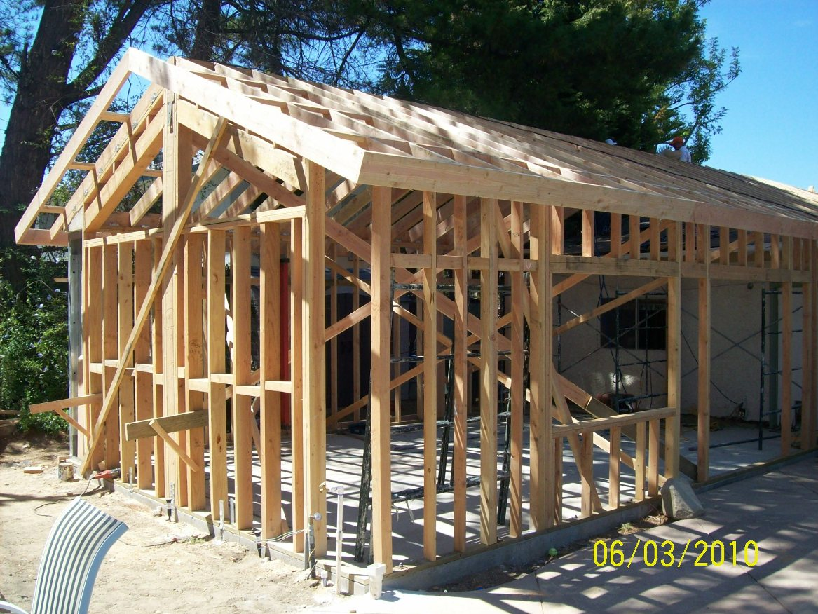 Residential remodeling general contractor thousand oaks for How to add a second story to a house