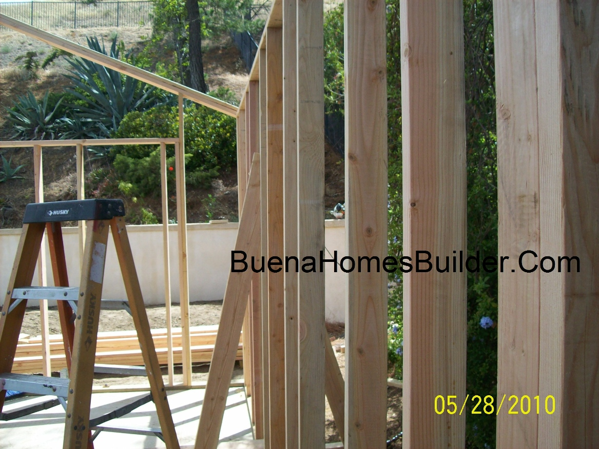 Residential Roof Framing Construction Thousand Oaks